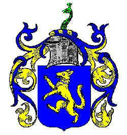 Kidwell Coat of Arms 200x199.jpg (18400 bytes)